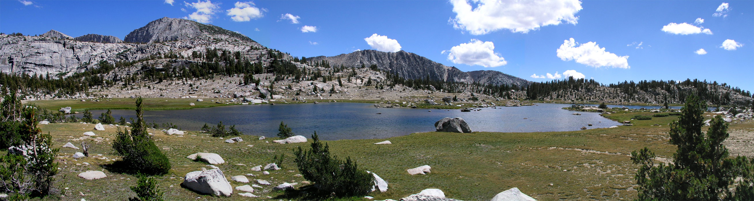 Horse Head Lake, John Muir Wilderness, California
